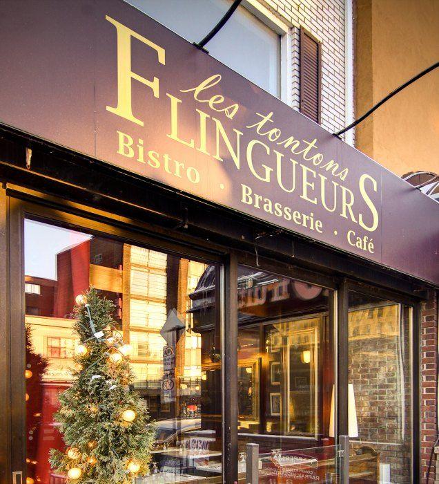 Les Tontons Flingueurs Brasserie Restaurant Photo | Restos ...