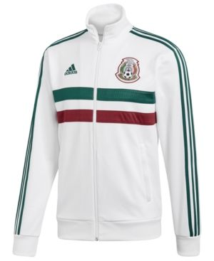 7a10d30c adidas Men's Mexico Soccer Track Jacket - White XXL   Products in ...