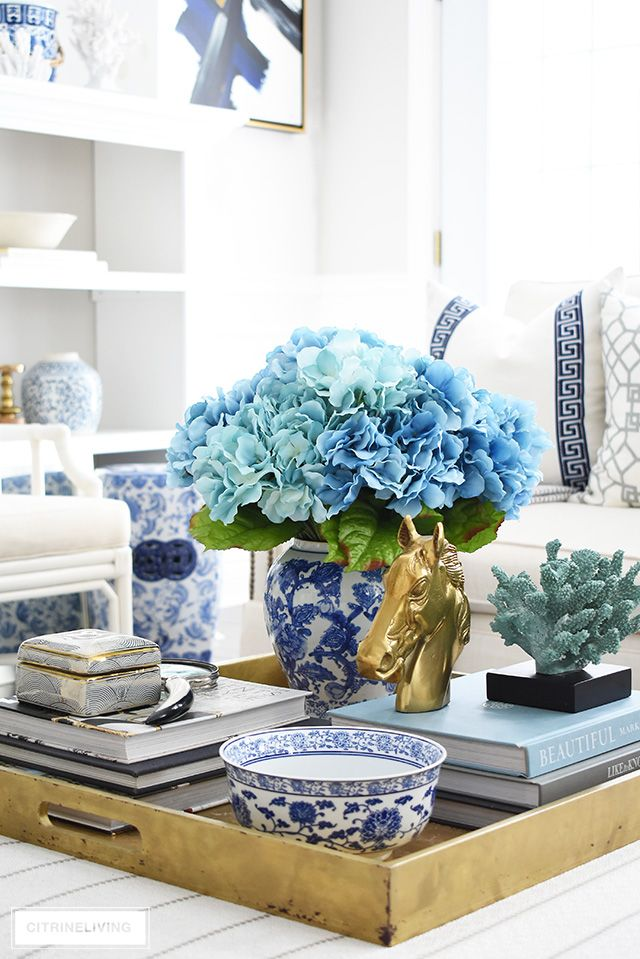 COFFEE TABLE DECORATING + STYLING TIPS images