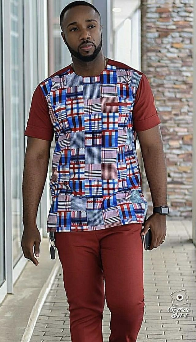 Abrantie in 2019 | African men fashion, African men
