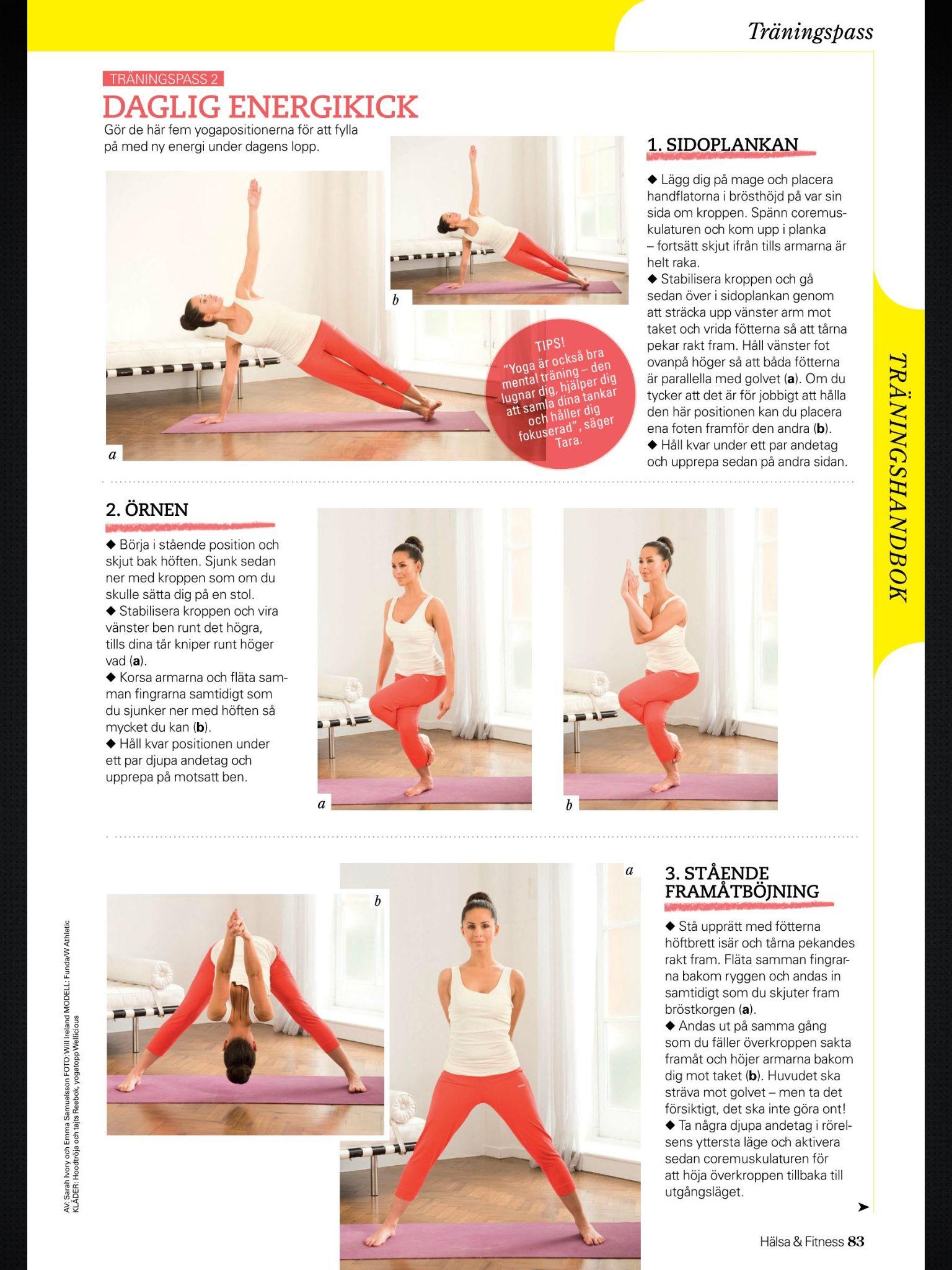 börja med fitness
