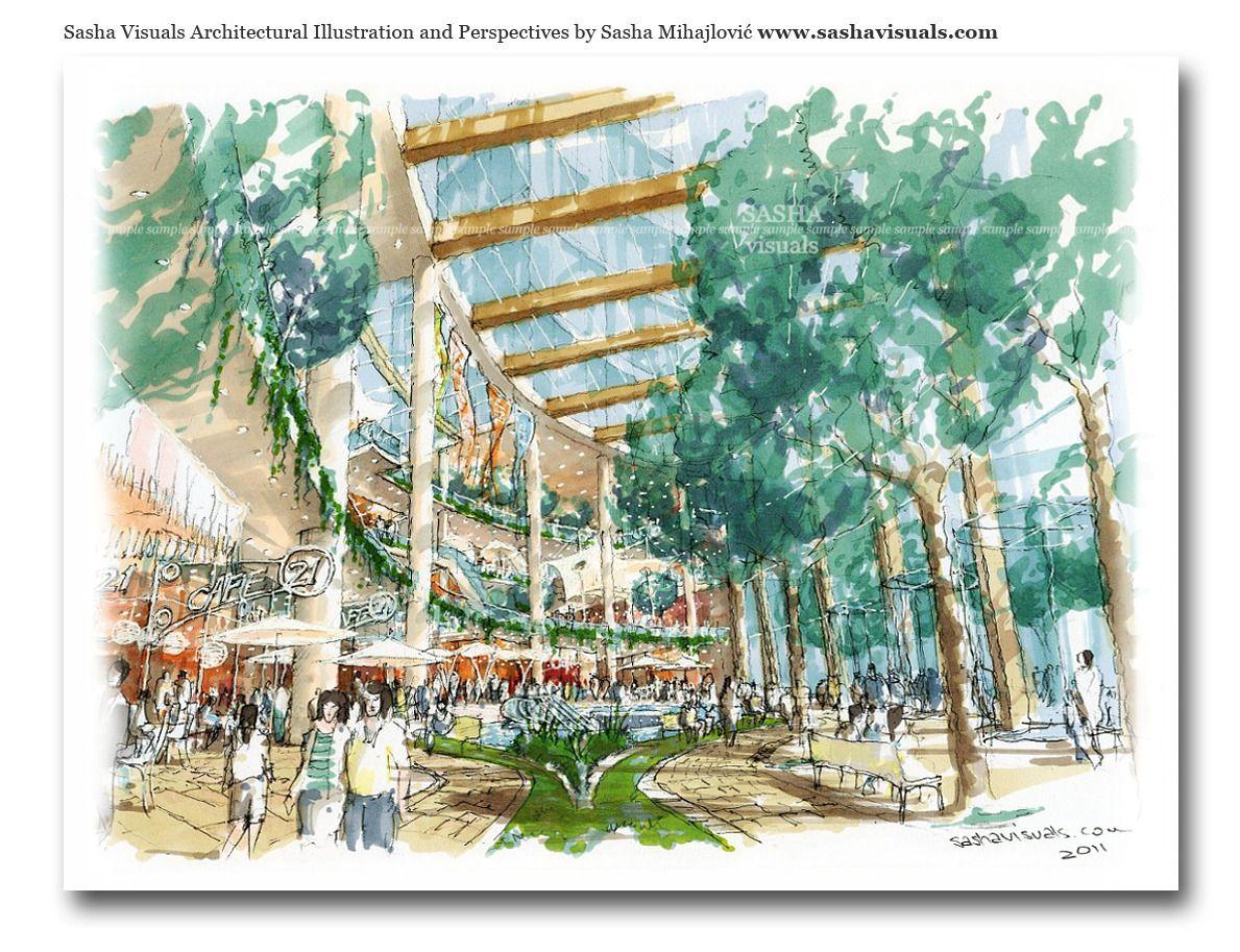 mall theme mall element pinterest