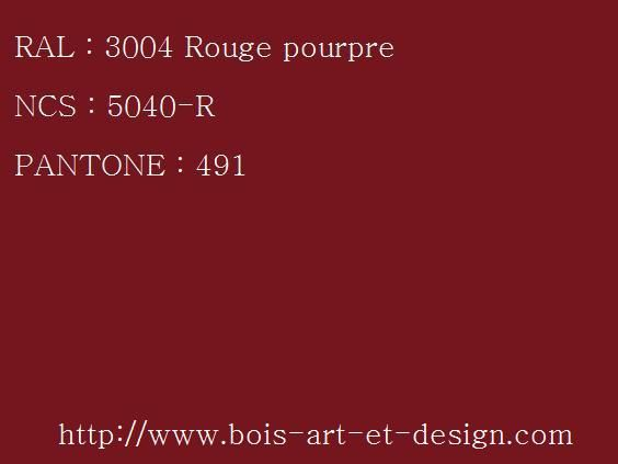 RAL-3004-Rouge-pourpre.jpg (564×423) | Codes RAL = Codes NCS ...