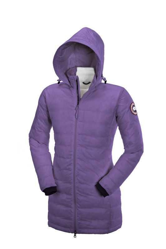 Canada Goose Camp Hooded beige