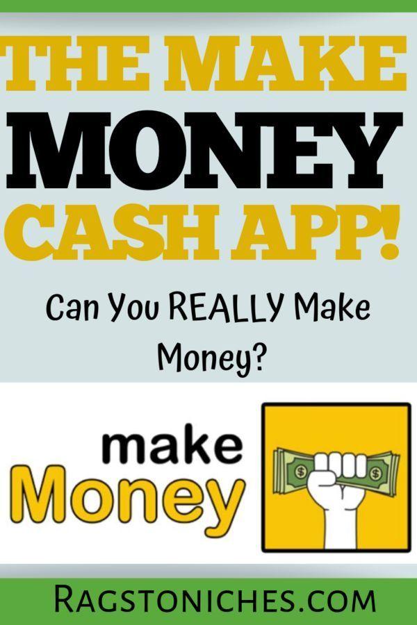 Make Money Free Cash App Review Legit Or Lame? RAGS