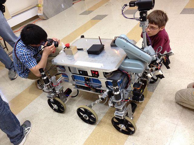 Day 168: Robot