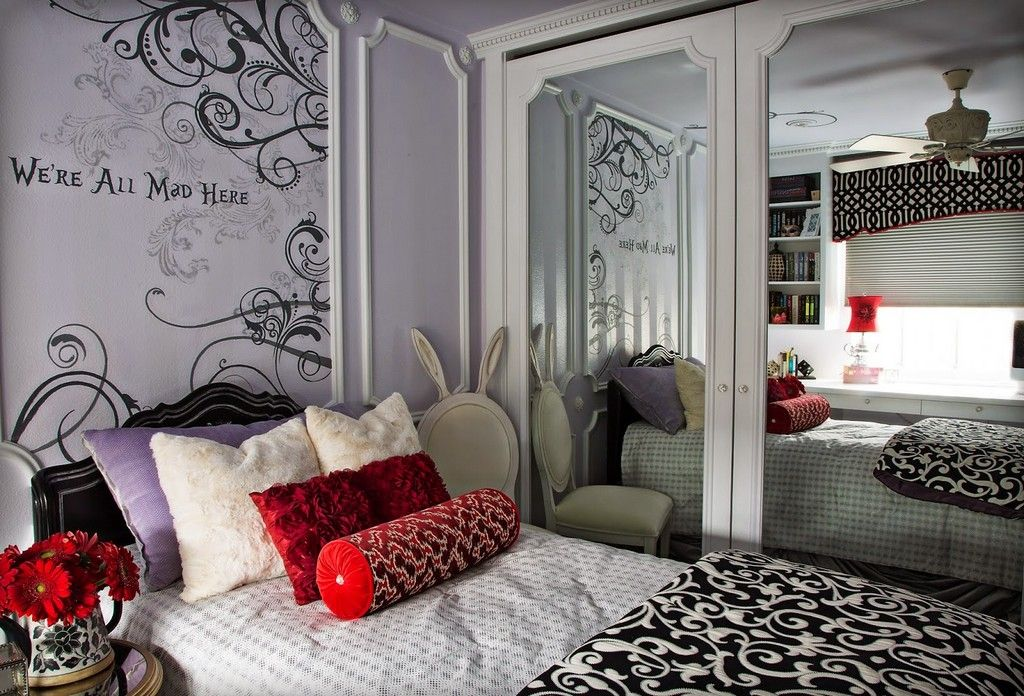 Beau 20+ Awesome Alice In Wonderland Themed Bedroom Ideas