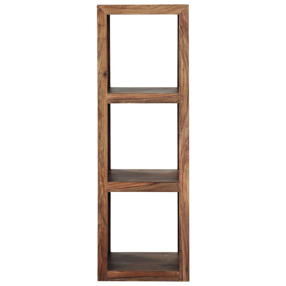 Colonne 2 Etageres En Sheesham Massif Shelves Cheap Furniture