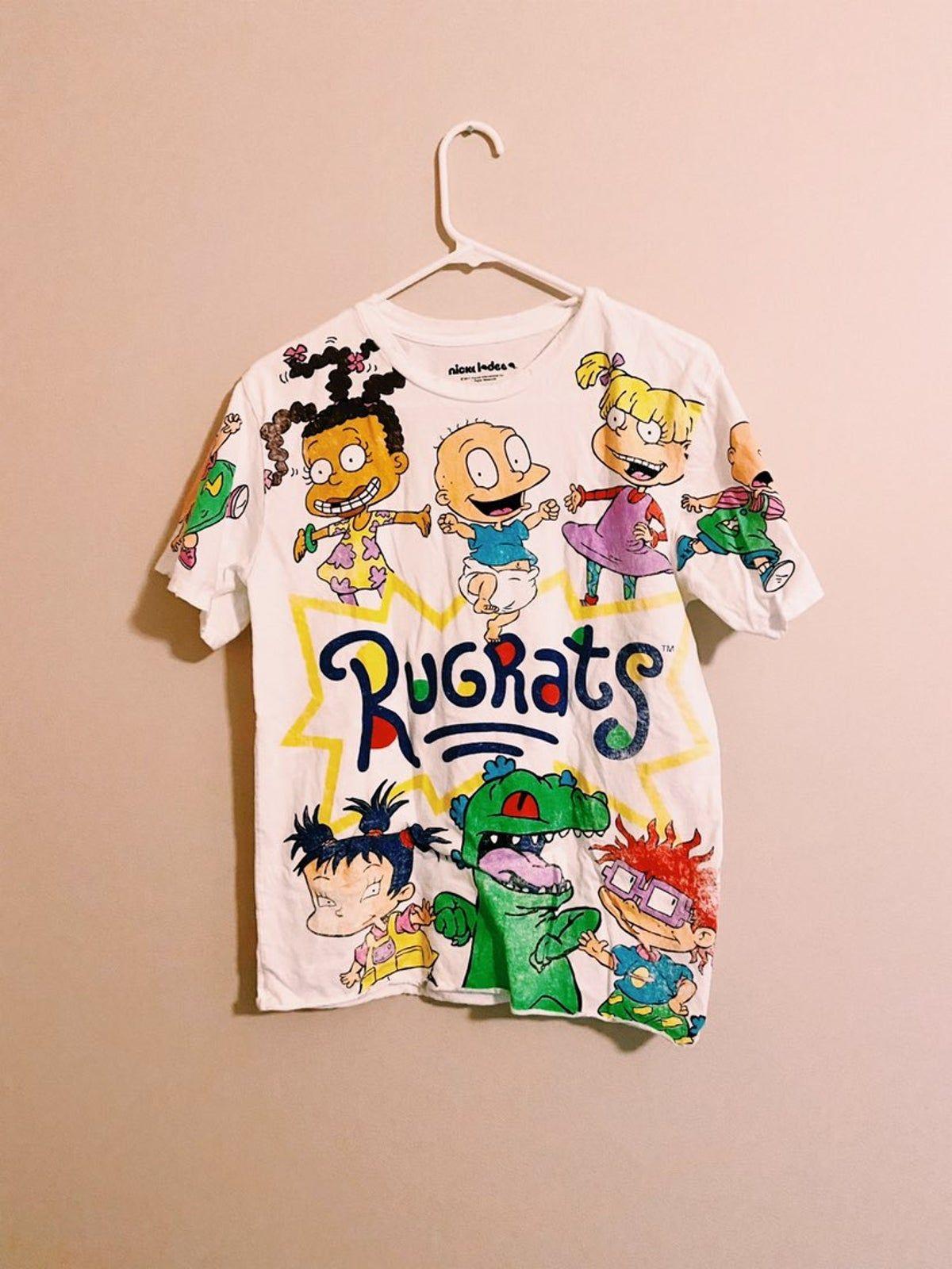Nickelodeon Rugrats Graphic T-shirt on Mercari