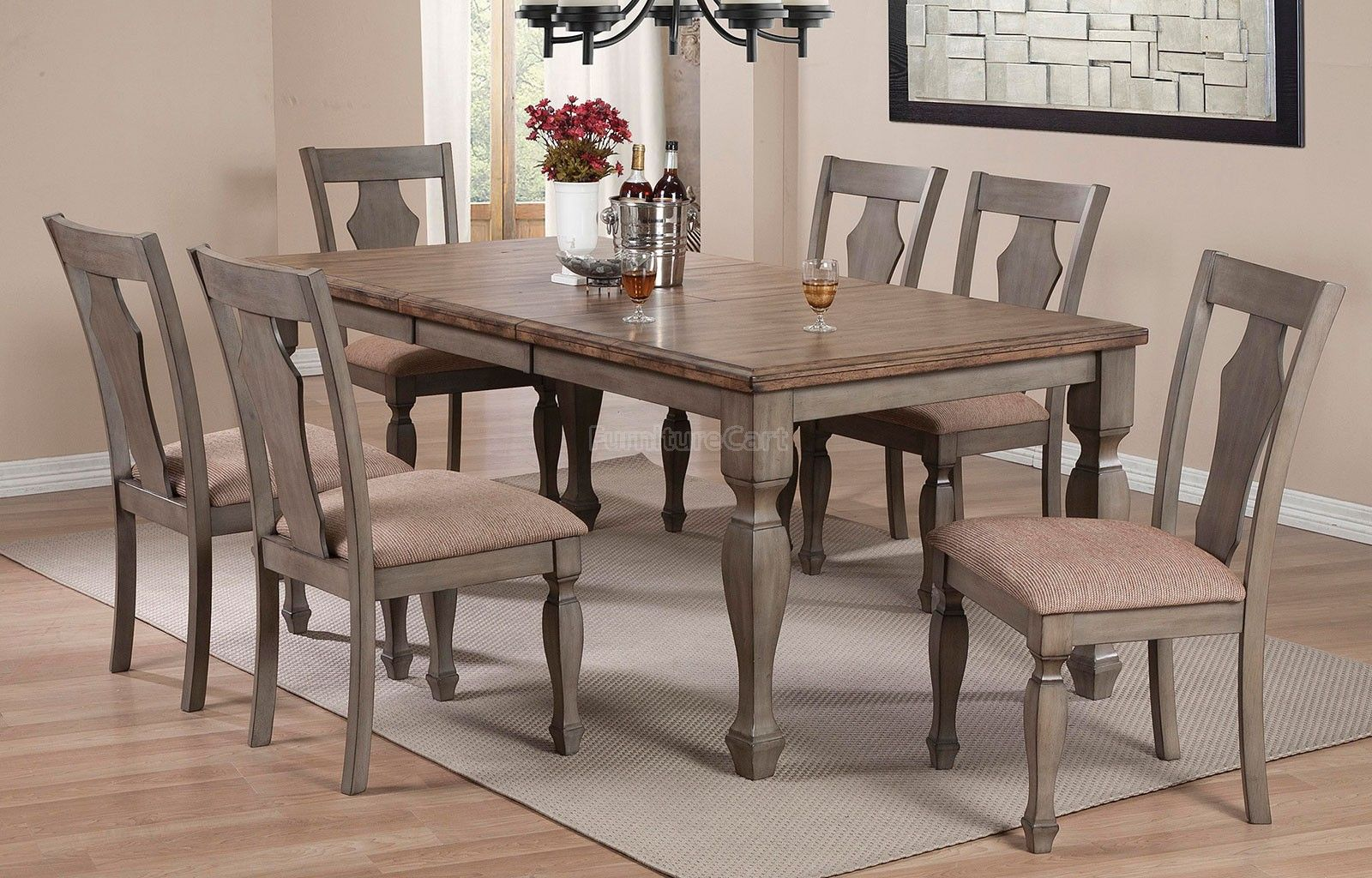 Riverbend Dining Room Set Grey Dining Tables Furniture Dining