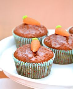 Rüblimuffins Stück Kuchen Rüblikuchen Und Neulich