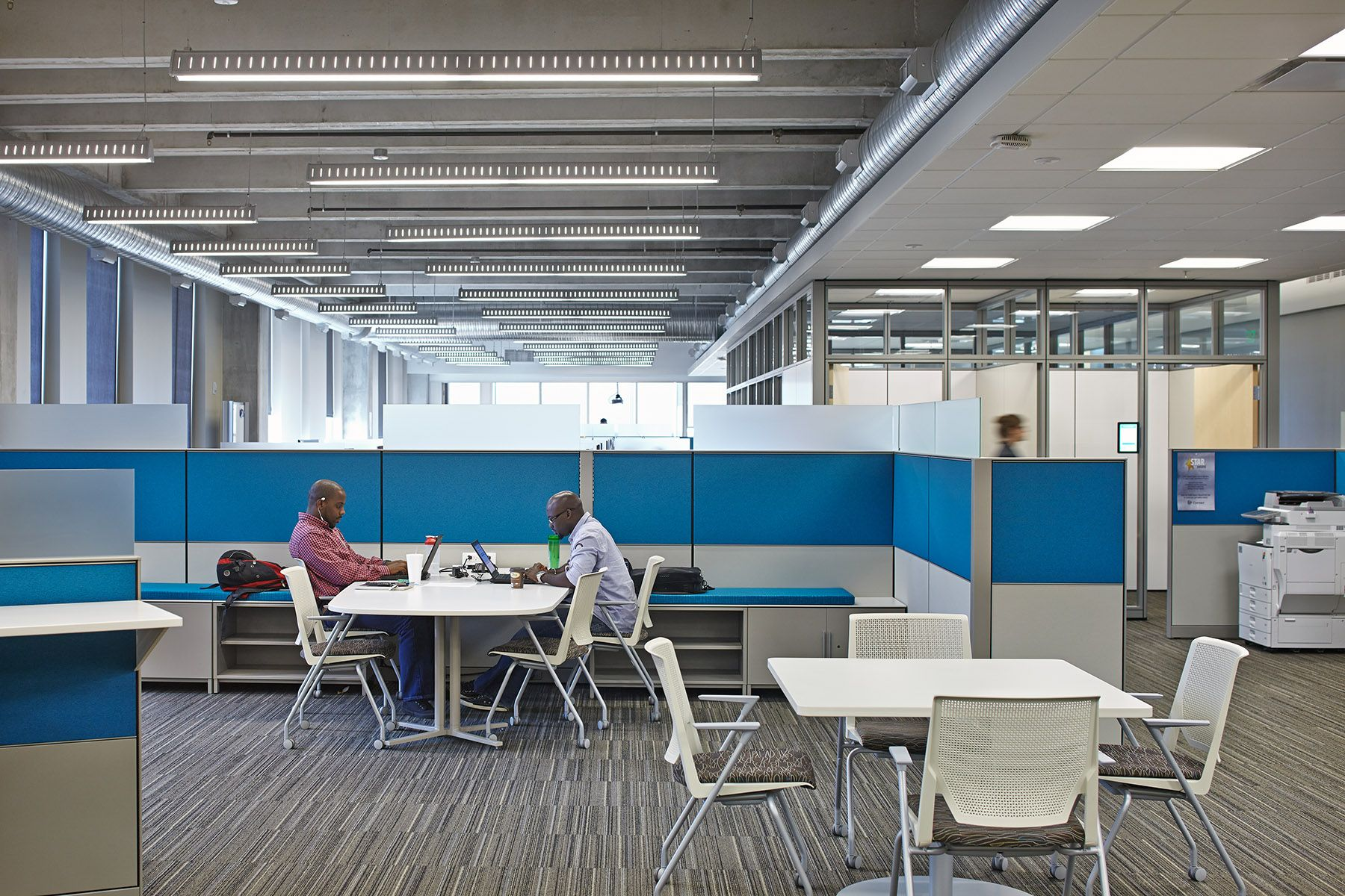 Gould Evans Cerner Continuous Campus Workplace Design