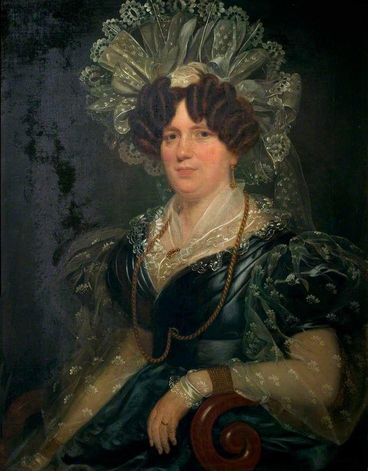 Pin on 1830's Art