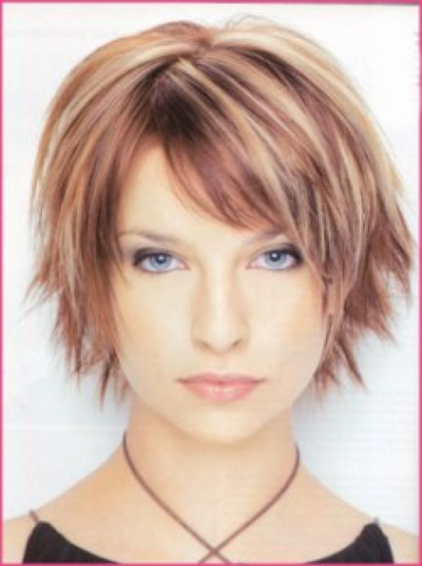 Short Choppy Layers Hairstyles Layered Hairstyle Haircuts Layers