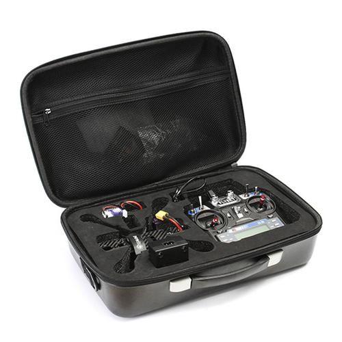 Realacc Handbag Backpack Bag Case with Sponge for Frsky Taranis X9D PLUS SE Q X7