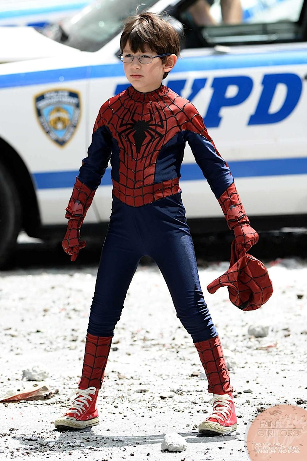 Three New Photos from Breaking Dawn Part 2 Spiderman