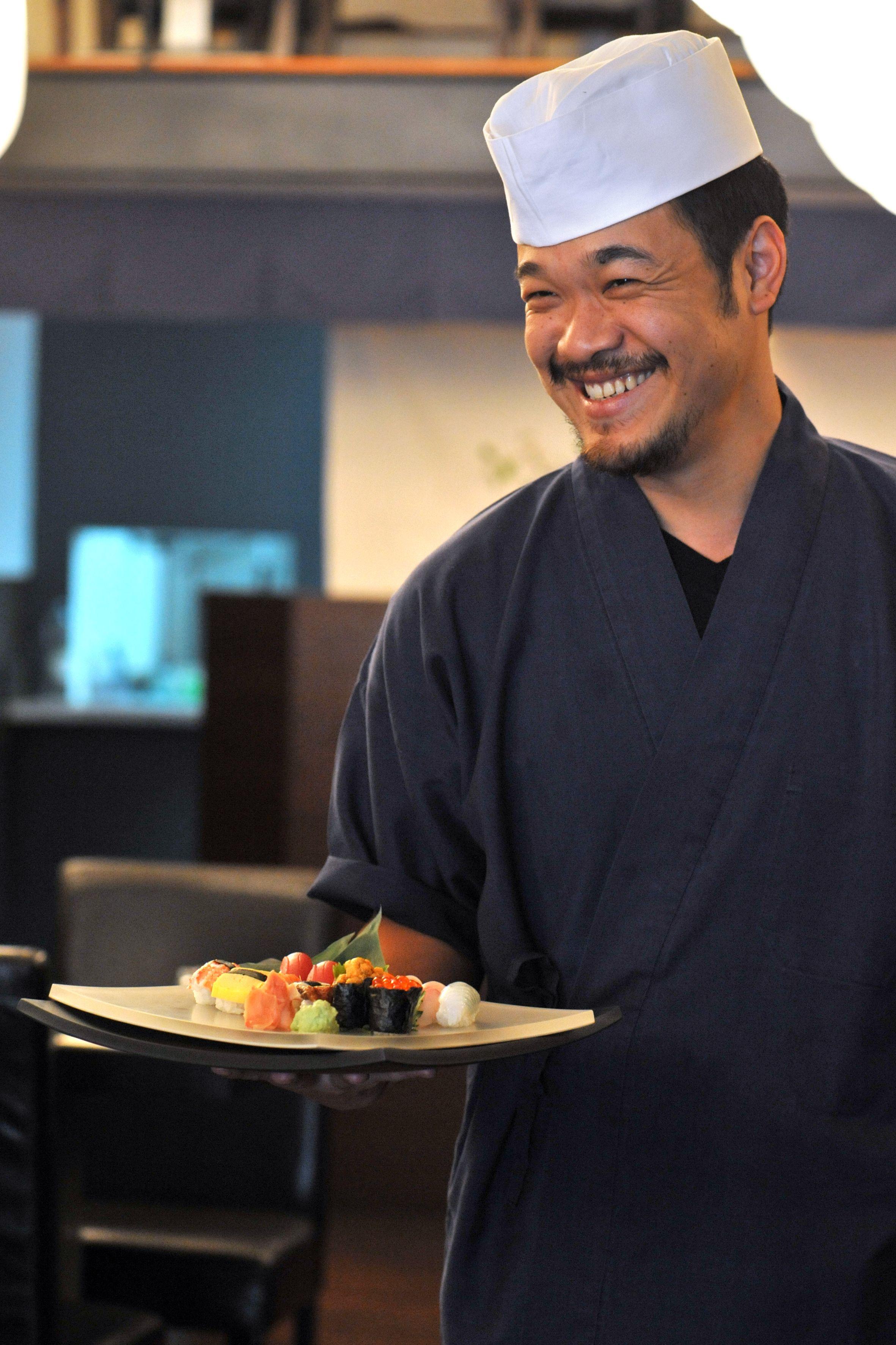 Épinglé par KYO sushi sur A table !  Sushi, Restaurant japonais