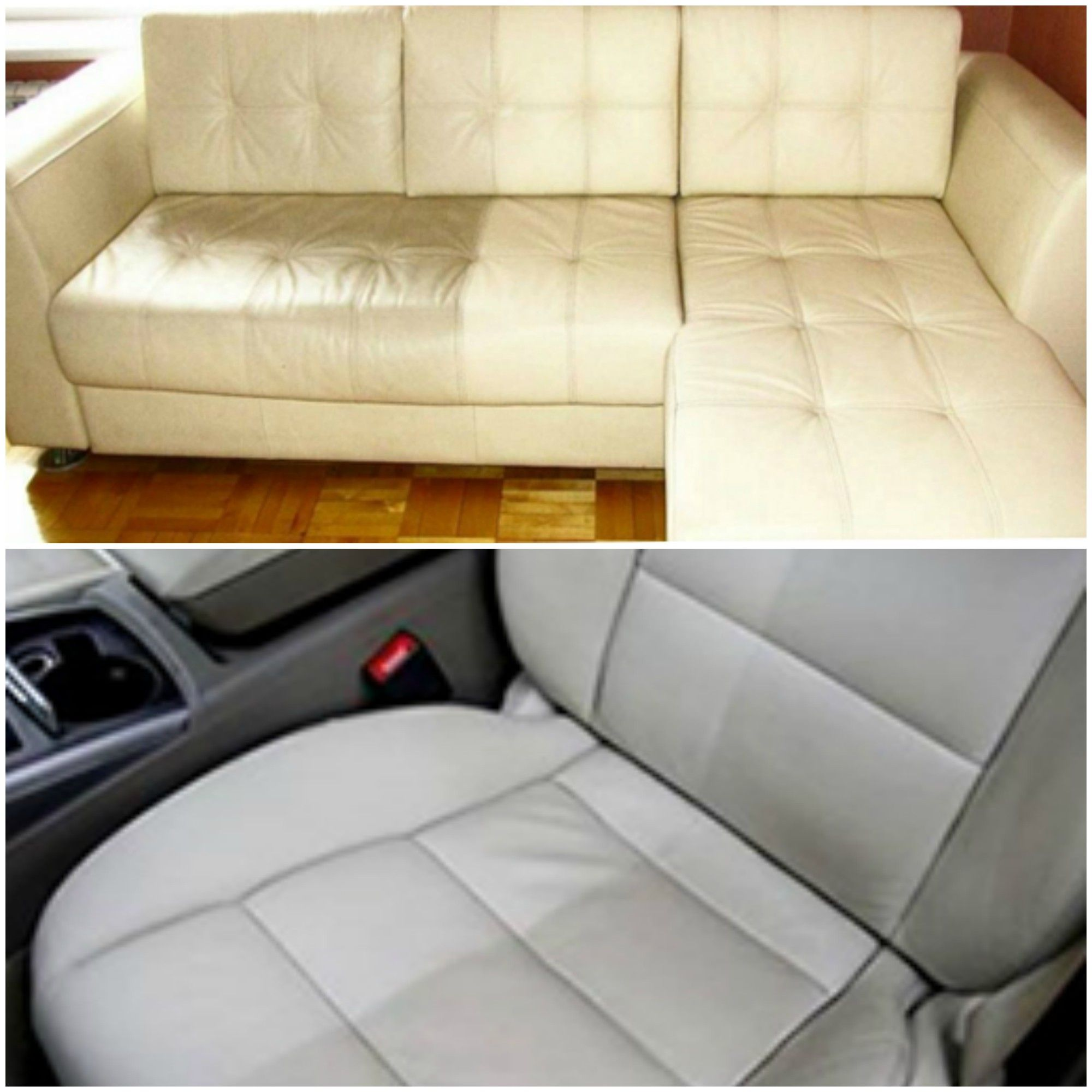 White Leather Sofa Maintenance: Tips And Guides For Leather Repair