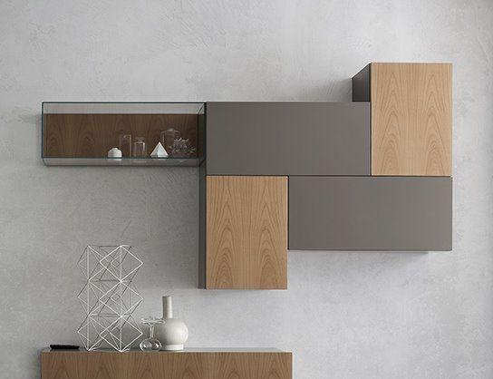 Blog - Come abbinare mobili in ciliegio in soggiorno - NAPOL ...