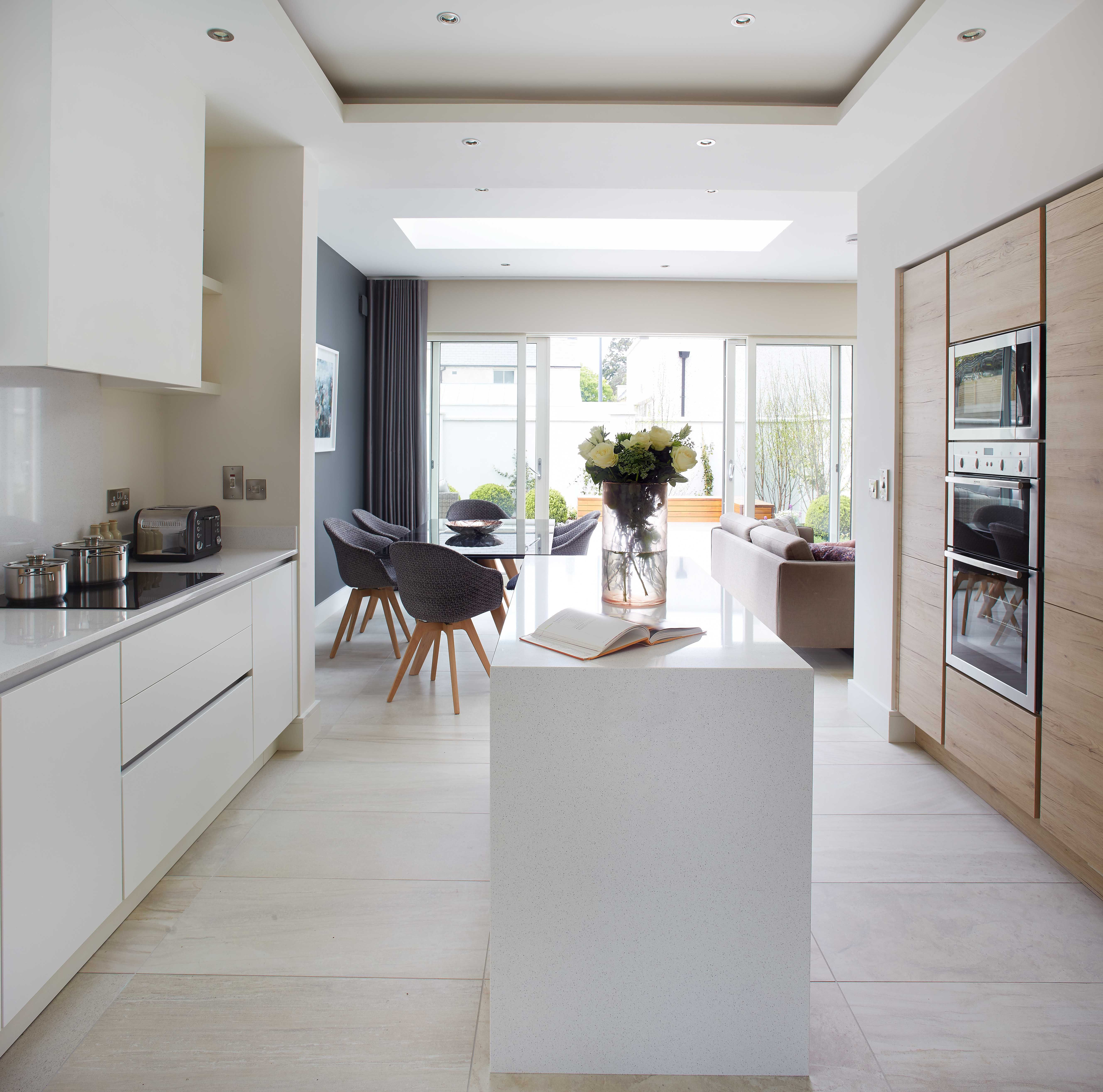 Optimise design were appointed as design consultants for the albany
