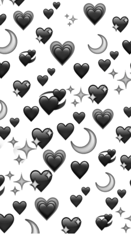 backgroundemoji emoji iphoneemoji stars moon
