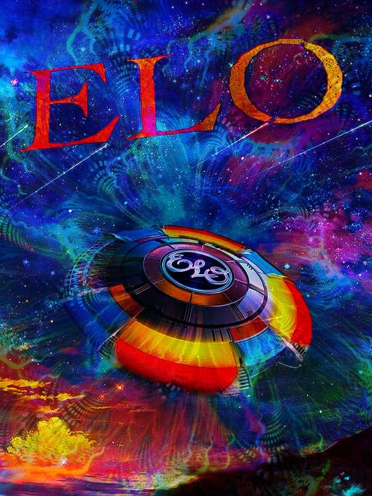 Pin By Marcos Welberty On Electric Light Orchestra Strange Magic Jeff Lynne Elo Electric Lighter