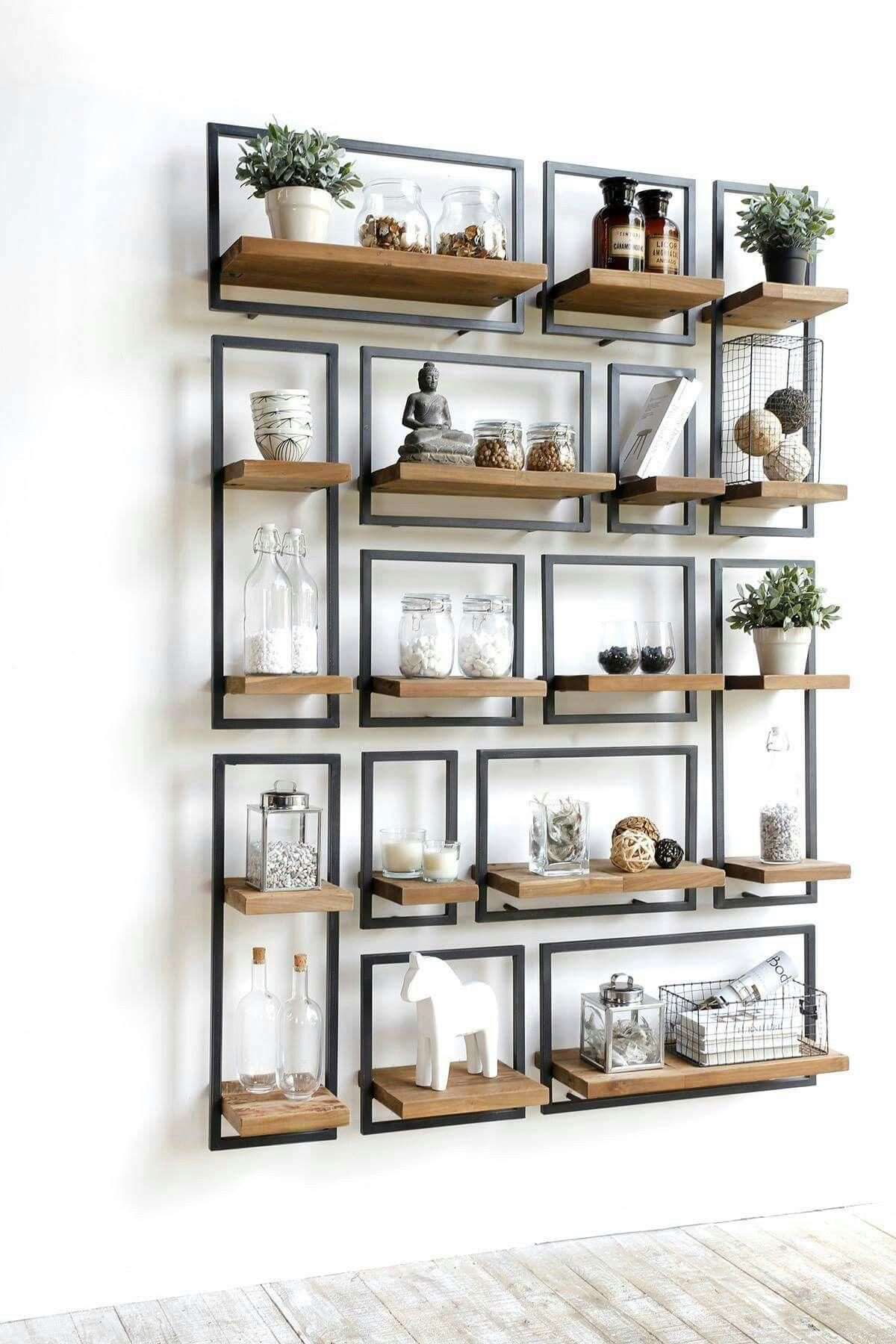 Idee Per Posizionare Mensole ahşap mobilya.. (con immagini) | arredamento casa, idee per