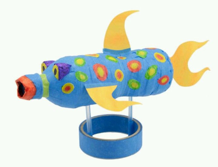 Soda Bottle Fish Garrafas Pet Animais Marinhos Animais