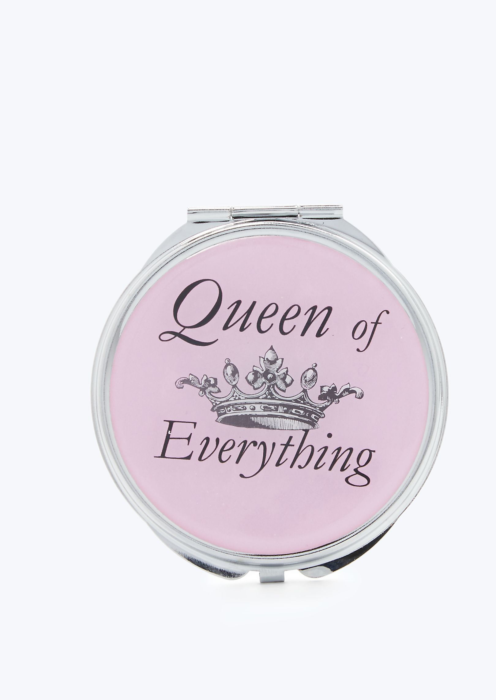 Queen Of Everything Compact Mirror  #NewArrivals