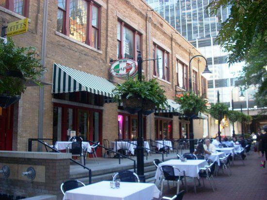 Downtown Dallas Restaurant Campisi S Restaurant Downtown