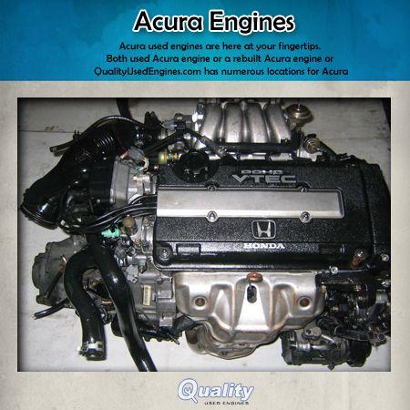 QualityUsedEngines Acura Integra Integra GSRBC Complete - Acura integra gsr engine