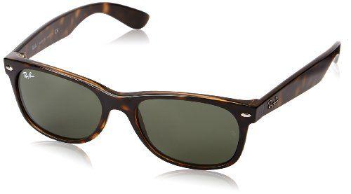 ray ban rb2132 nye wayfarer solbriller amazon