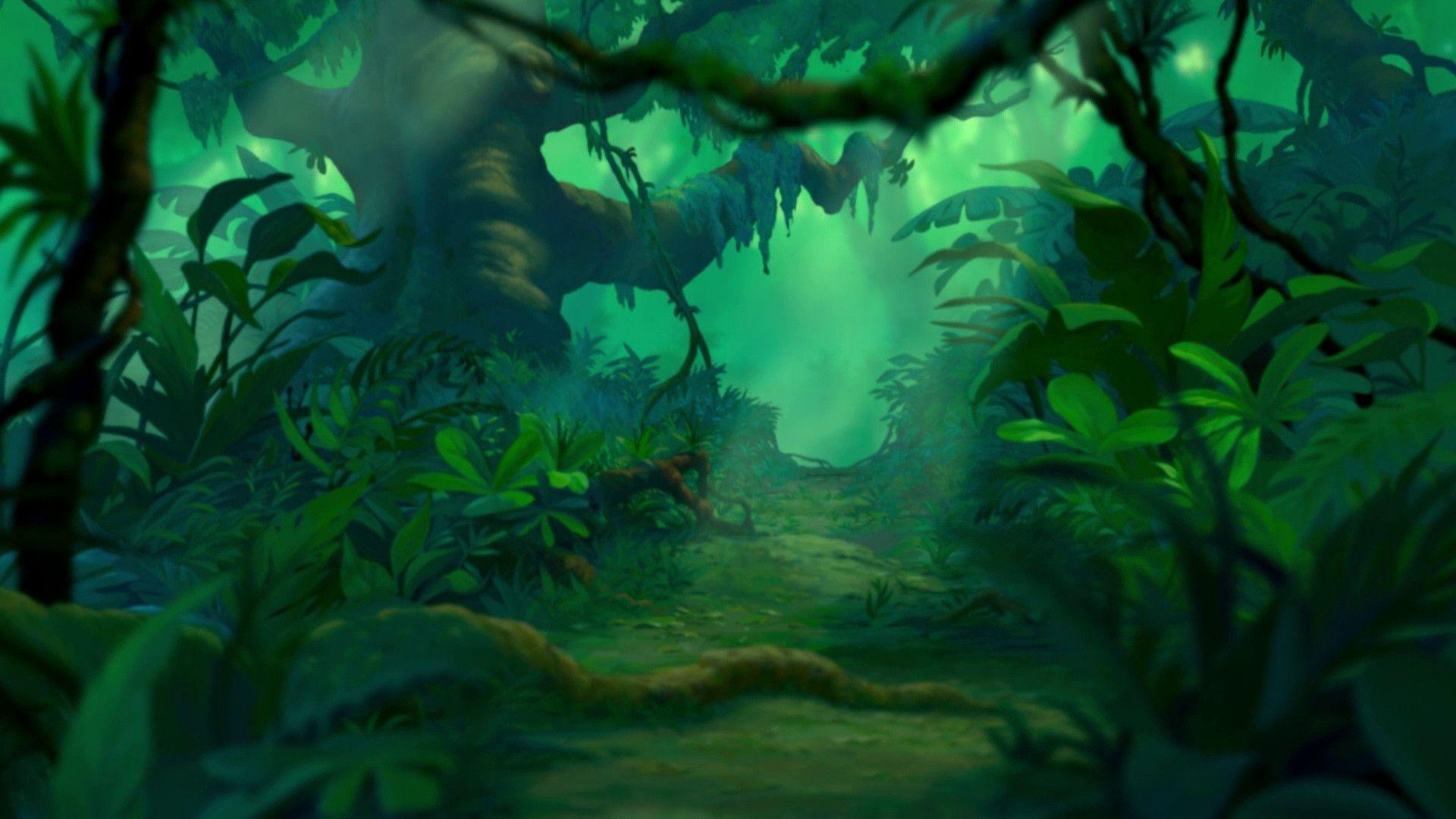 The Lion King The Lion King 1994 Jungle Scene Lion King