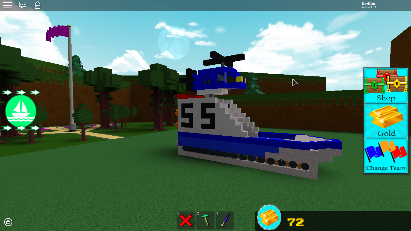 Game Build A Boat For Treasure Boat Roblox Building