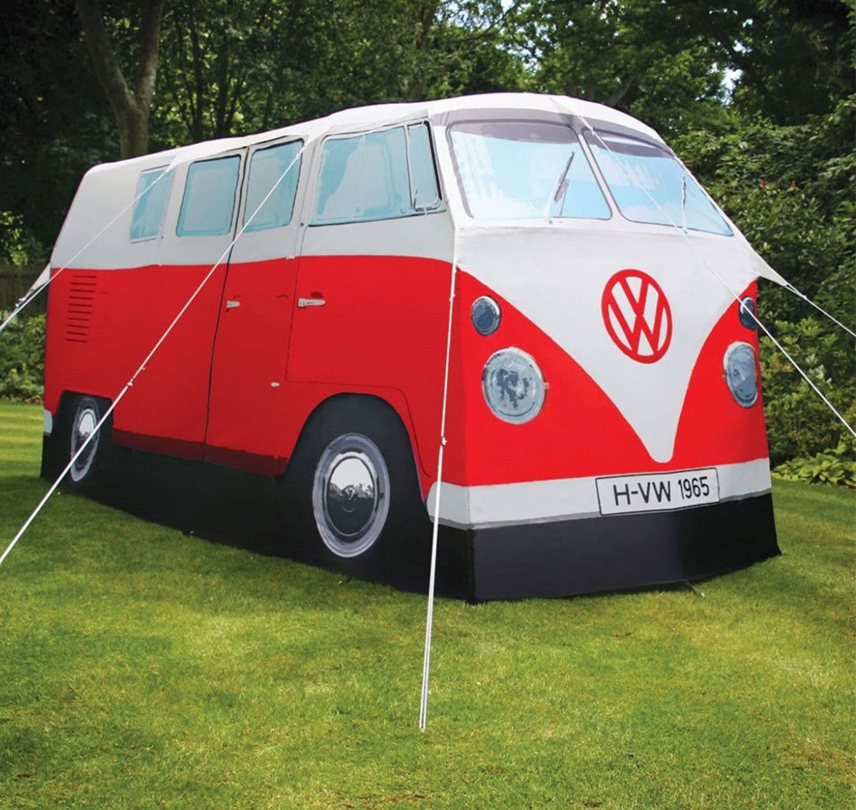 VW C&er Bus Adult Tent (Red) & VW Camper Bus Adult Tent (Red) | Vw camper bus Tents and Products