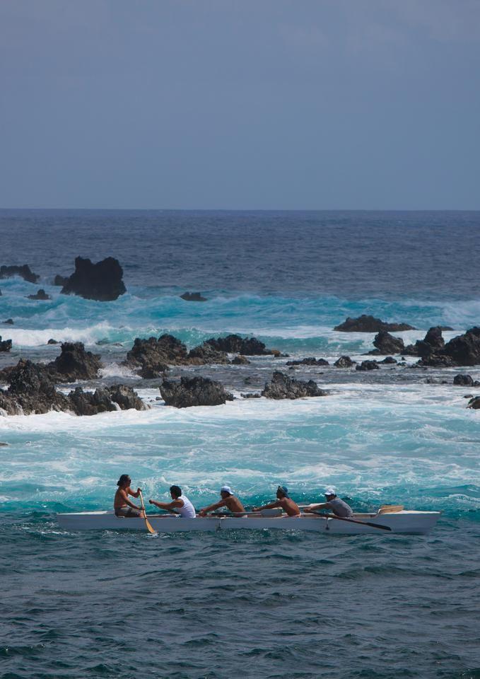 Easter Island's Tapati festival, Foto: Eric Laggoruge via fotopedia.com