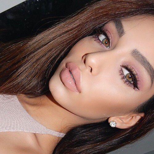 Image via We Heart It #girl #makeup #justamazing #beutyface