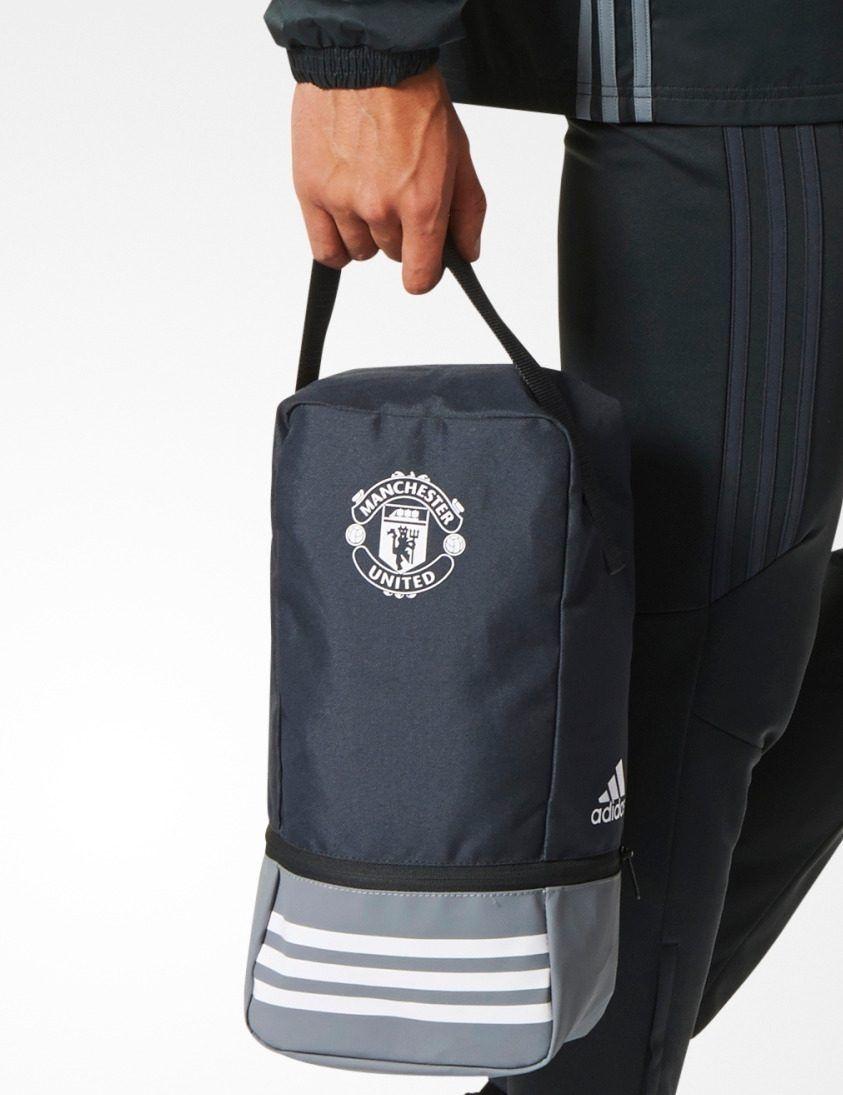 54ff2281de8a Shoes bag Manchester United Original Adidas 2017 18 gris