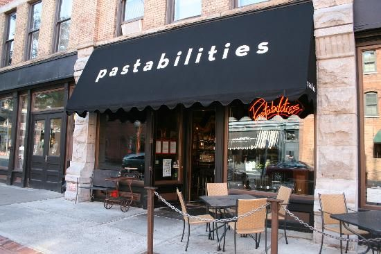 Pastabilities Syracuse Ny Loved The Hot Spicy Tomato Oil And Chocolate Mousse Not A Big Fan Of The Pastabilities Syracuse Travel Eating Vacation Road Trips