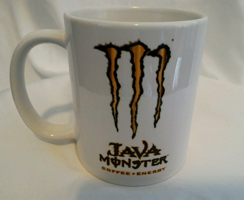 Monster Energy Mug Java Coffee Tea Cup Cocoa Cappuccino Mocha | eBay
