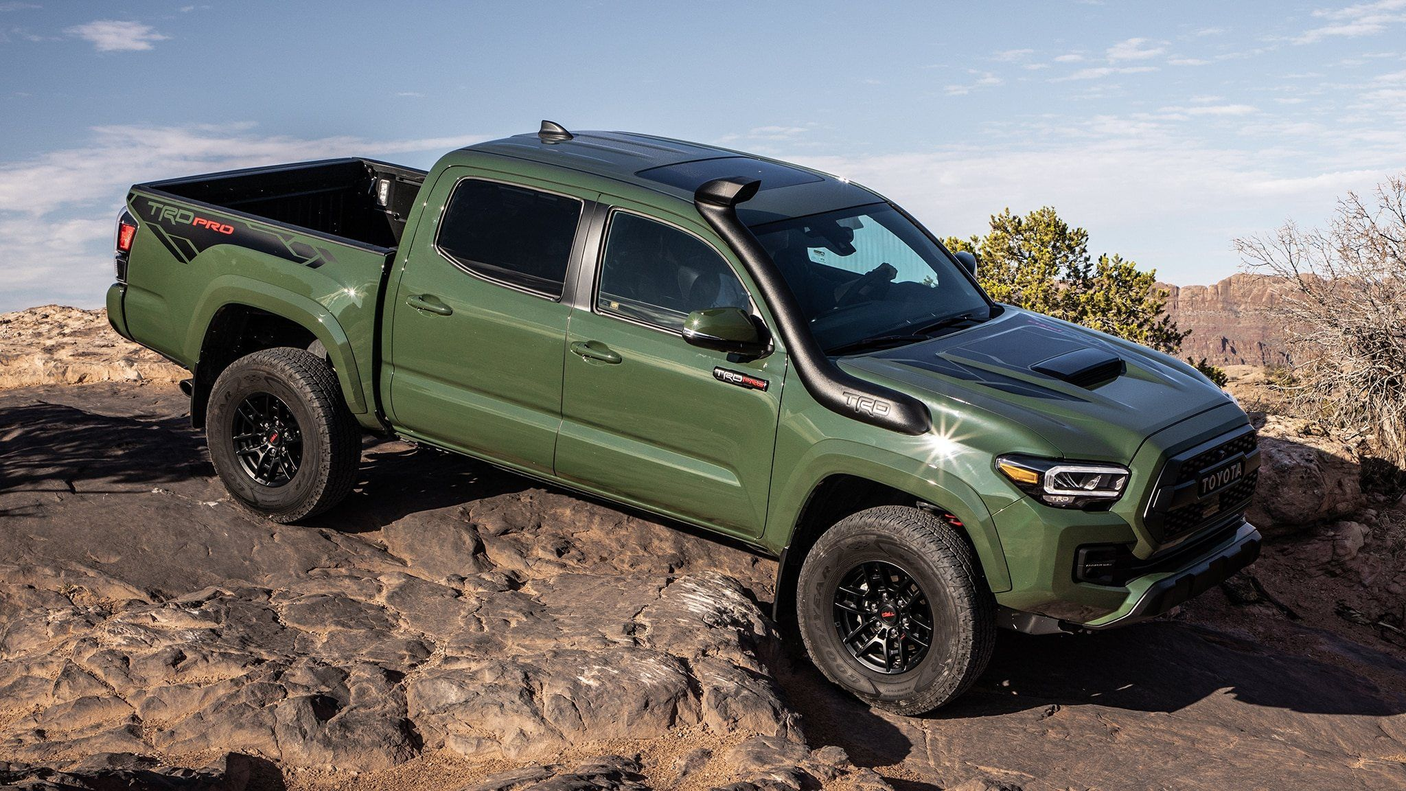 2020 Toyota Tacoma Diesel Trd Pro Redesign and Concept
