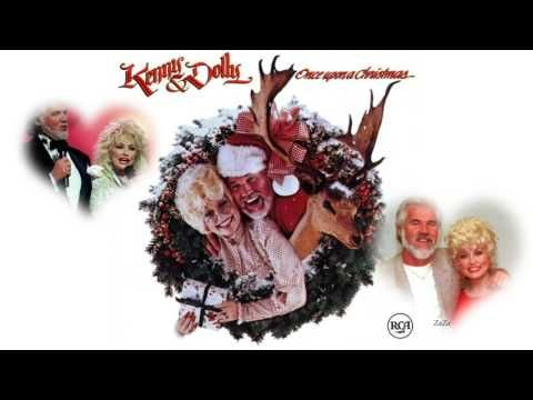 Kenny And Dolly Christmas.Dolly Parton Kenny Rogers Once Upon A Christmas Full