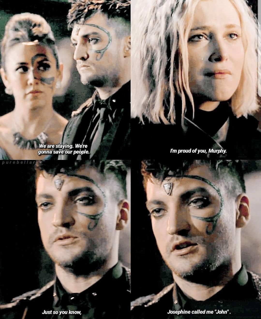 Pin By Kait Gesell On Series The 100 Show Murphy The 100 The 100 Clexa