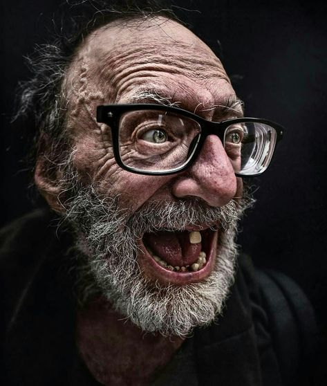 32 Photos of Old People That'll Make You Want to Take Care of Yourself – Portraits