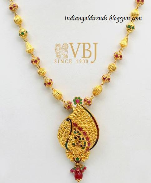 Latest Indian Gold And Diamond Jewellery Designs Designer