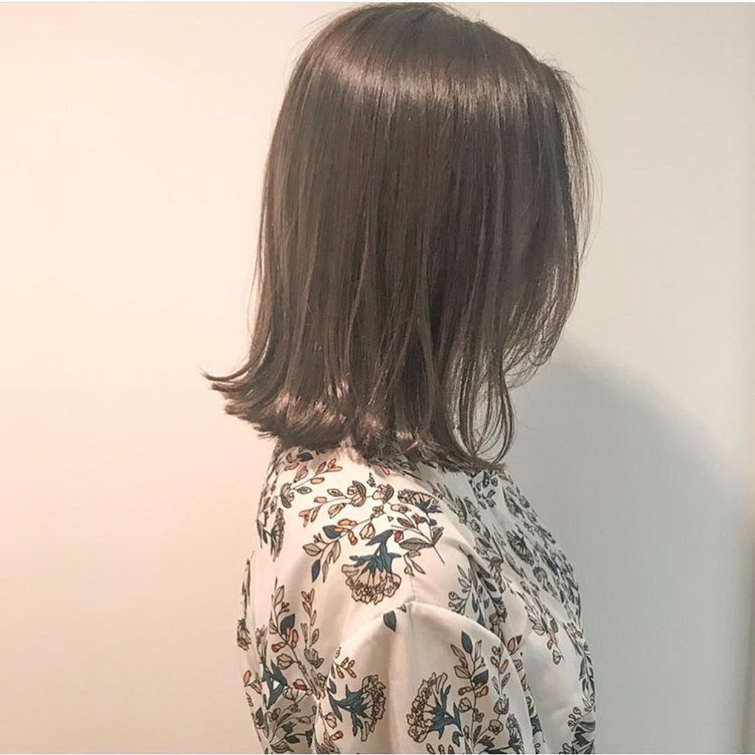 大人気オリーブベージュ カットスペシャルハイライトカラー24700円