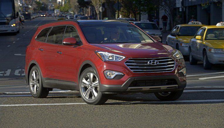 2014 Hyundai Santa Fe Review AUTOCARSBLITZ.COM.The Current Santa Fe Comes In