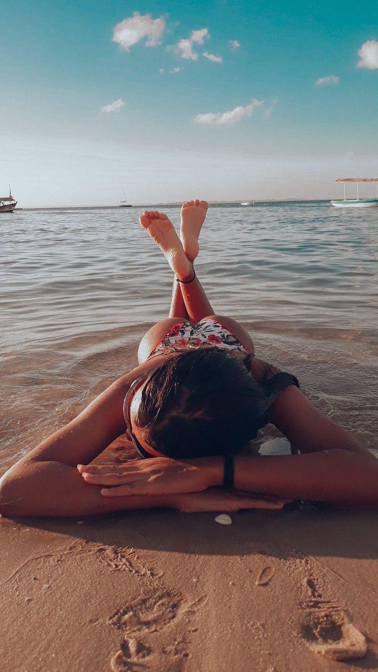 20 fotos na praia para você se inspirar nesse verã