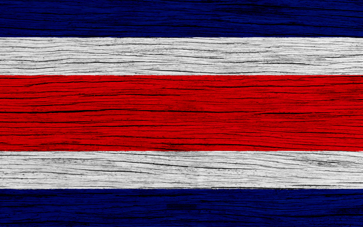 Download Wallpapers Flag Of Costa Rica 4k North America Wooden Texture Costa Rican Flag National Symbols Costa Rica Flag Art Costa Rica Besthqwallpapers Costa Rica Flag Costa Rican Flag Costa Rica