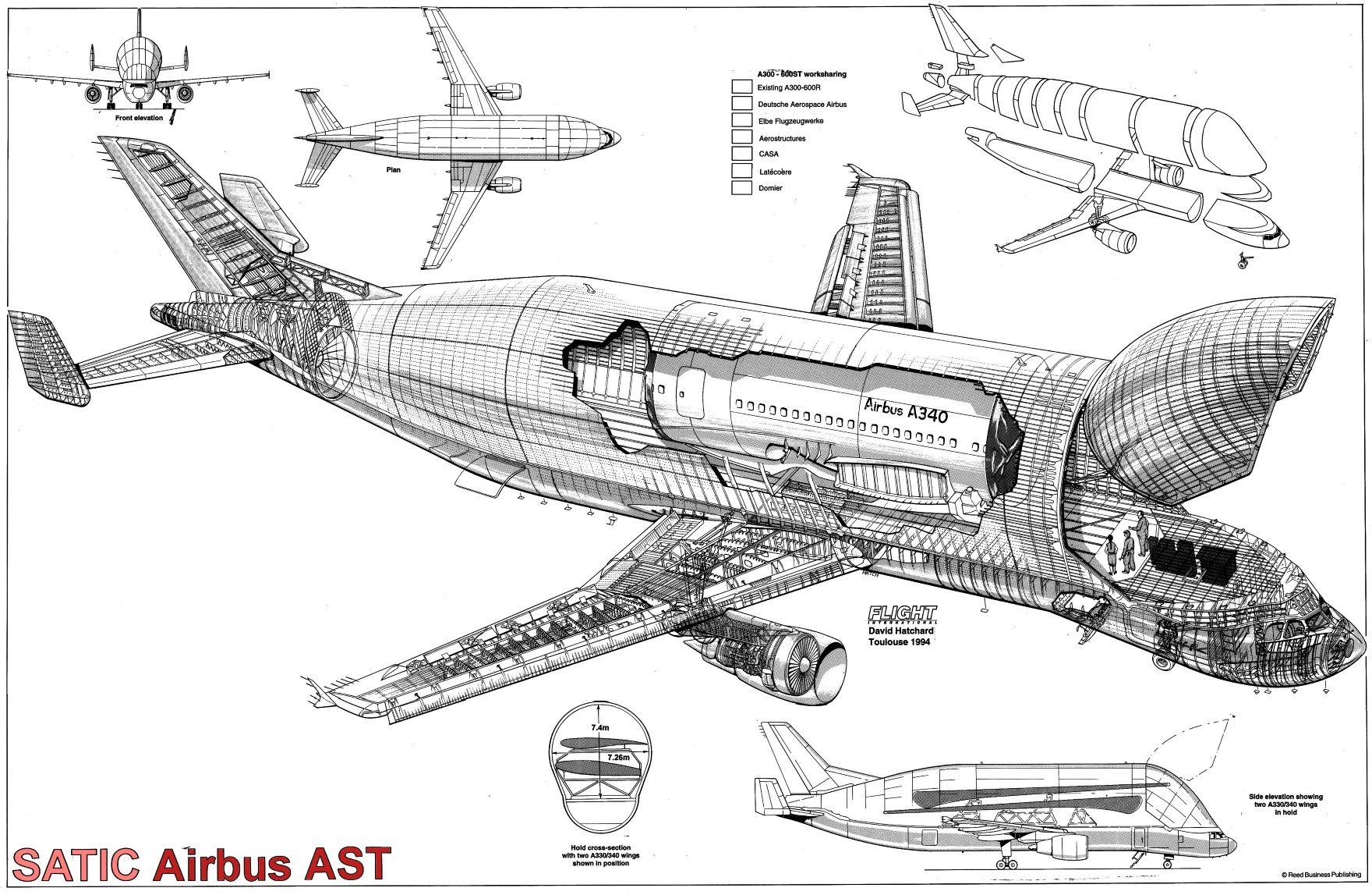 British Airways Plane Seating